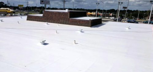 TPO Roof Commercial